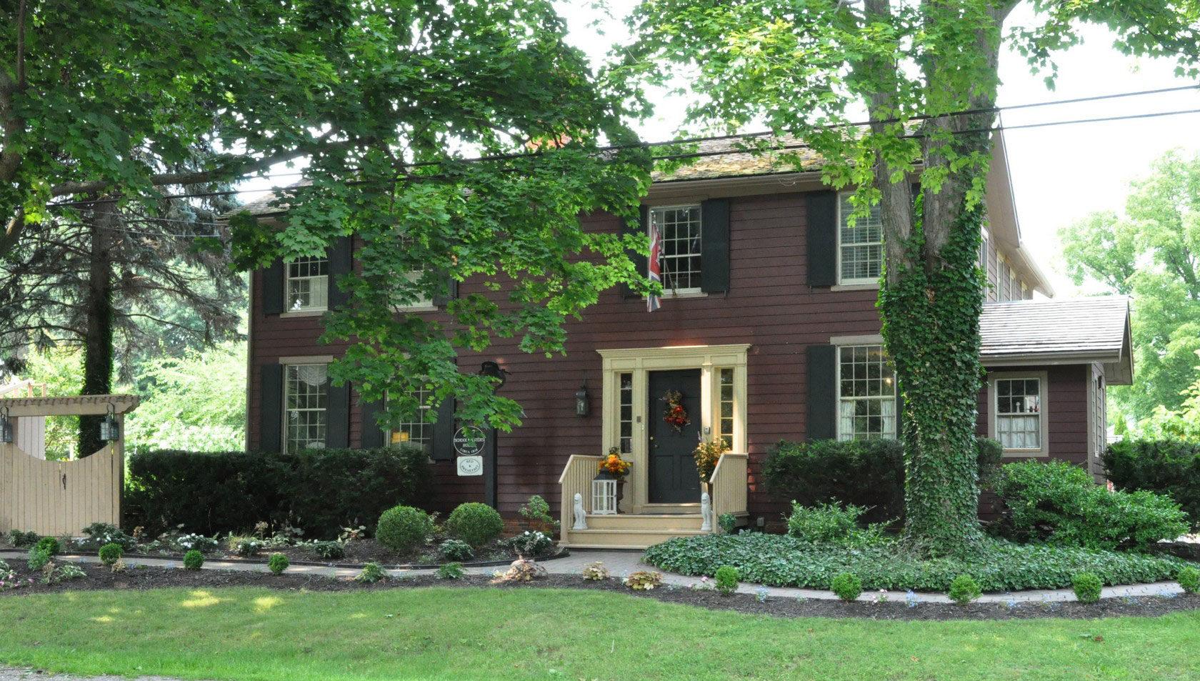 The Schoolmaster's House